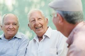 anziani e relazioni felici